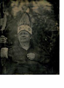 Chief John, End of Trail, Howard.Pocomoke Tribe