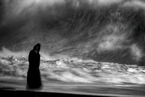The Praying Friar