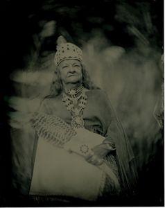 Joyce Morningstar- Pocomoke Tribe.