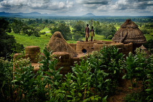 In Togo, inside this beautiful and unknown country, there is an enchanted valley where time stopped centuries ago.