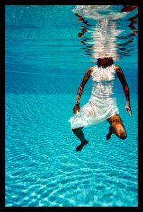 N. in pool
