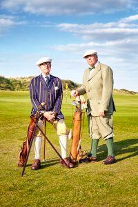 Philip and Nigel, Brancaster, England