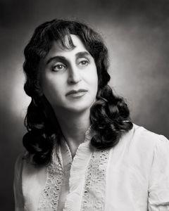 Self Portrait as Malka Ryten.