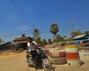 11 Cambodge on the road