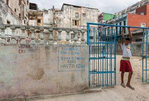 Cuban Playground #1