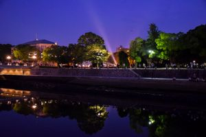 The Spotlight on Hiroshima