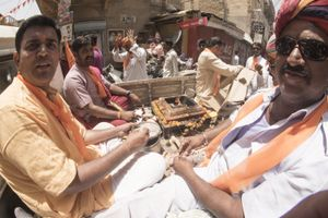 The Shiva festival 3