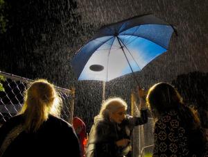Downpour at the Gates