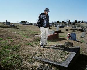 David Baker EDGEMONT CEMETERY. WEST ANNISTON, ALABAMA. 2012