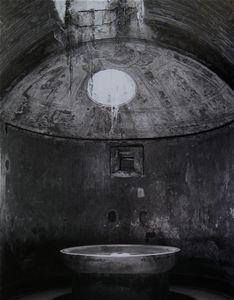 Baths, Pompeii © Eric Blau