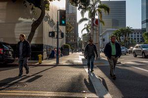 walkers, San Diego.