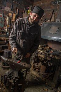 Dick - Blacksmith