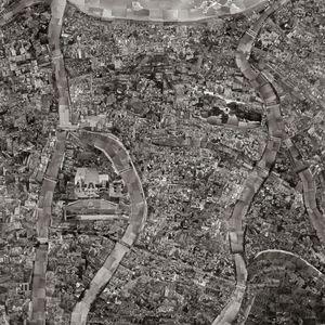 Diorama Map Hiroshima © Sohei Nishino/Courtesy of Michael Hoppen Contemporary