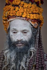 Sadhu portrait 03