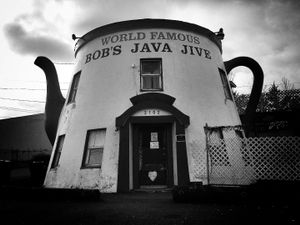 """Bob's Java Jive"", Tacoma, Washington, 2013"