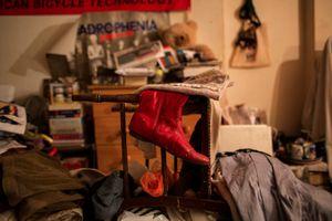 George's bedroom  © Corinna Kern