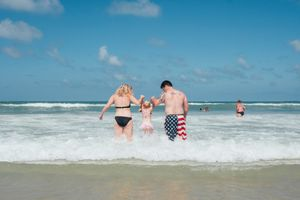 Is this what the end of the American Dream looks like? Daytona Shores, Florida.