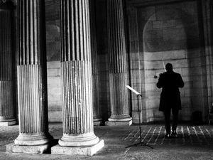 Violinista en París