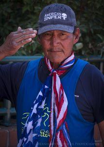 Keith Goldtooth, Navajo
