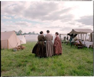 At the 150th Anniversary of the Battle of Chancellorsville, Virginia © Allison Welch, United States