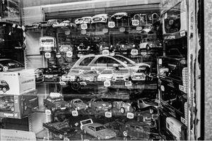 Boys, toys and cars
