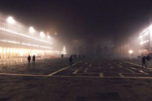 Fog at San Marco