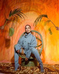 Anitta Cover of tmrw magazine