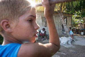 """""""In the suburbs of Havana"""""""