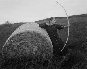 Longbow Practice, 2018.
