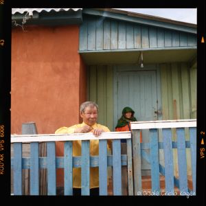 Couple - Somewhere Khanty-Mansiysk Region, Siberia