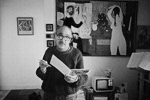 Sam Tata, Photographer, Montreal, 1980