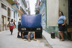 The cuban mechanic