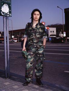 A Reserve Soldier, #2 © Jae-gu Kang