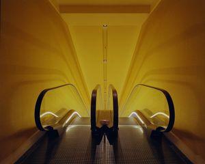 Golden Escalator, Tokyo