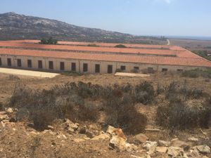 high-security prison of Fornelli, Asinara Island