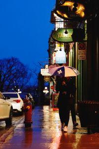 Quebec Night Rain #3