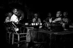 The Tea Drinkers