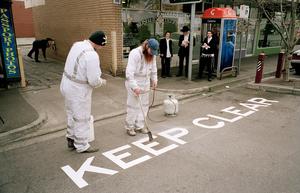 Keep Clear # 2, 2005