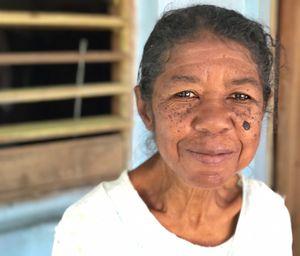 Abuela, Manaca Iznaga, Cuba