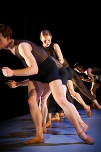 Dancer Julia Zuurbier