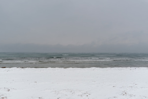 The Lake You don't See 2016 - Mesi Winter 20 The sea