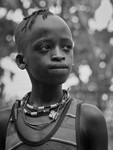 Portraits taken in Africa #2