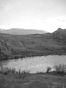 Euphrates river.
