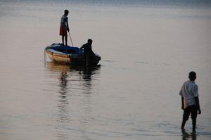 Pescando speranza
