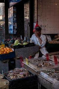 At The Fish Market