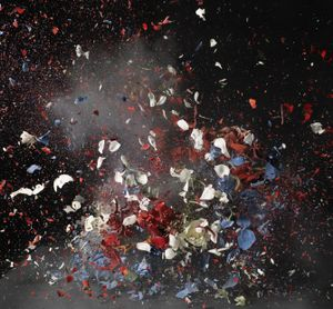 © Ori Gersht, Time After Time: Blow Up No. 22009, Series: Blow Up