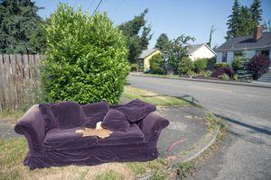 Abandoned Sofa #2