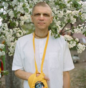 Mikhail, 42 years old. ISKCON membership - 14 years (Russia, Samara, 2016)