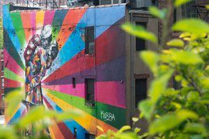 Kobra art, NYC