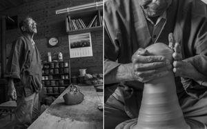 WATARI, Kyubei - Ceramics, Nogata